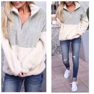 NEW! Softest Ever Half Zip Pullover